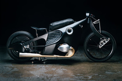BMW by Revival Cycles