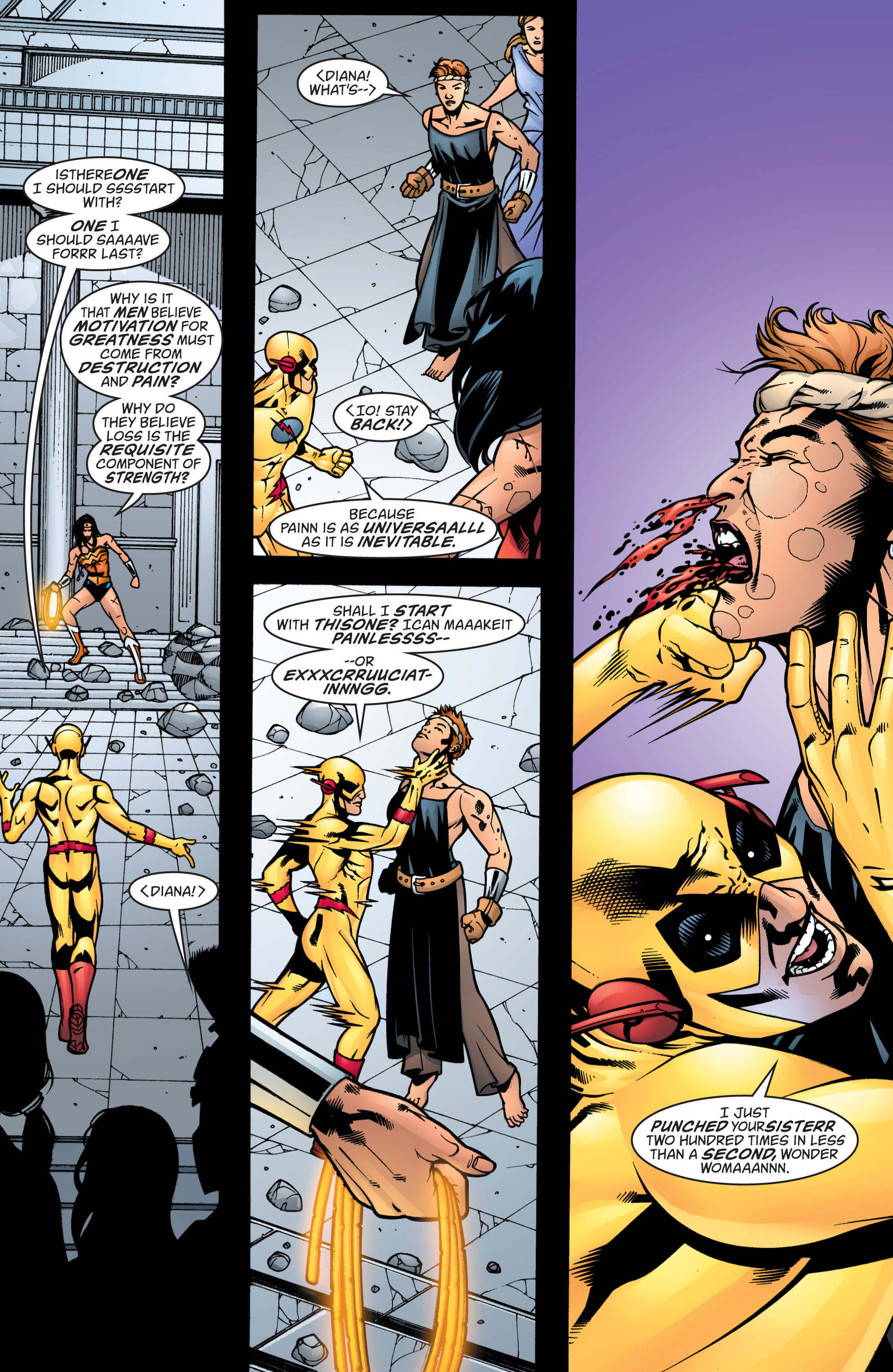 Read online Wonder Woman (1987) comic -  Issue #214 - 15