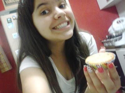 mini cupcake formigueiro