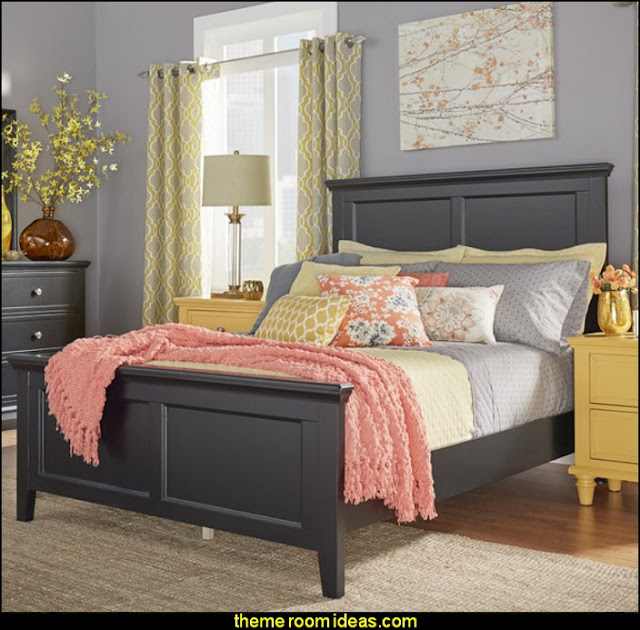 bedroom ideas - bedroom decorating - bedroom furniture - bedding - bedroom decor - master bedroom designs