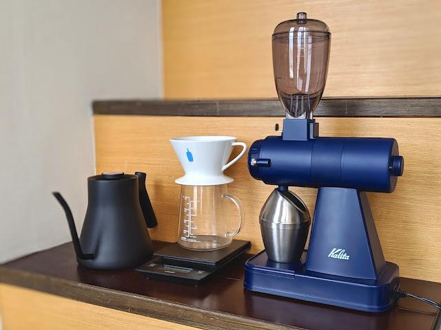 [生活] [咖啡] Kalita Next G 咖啡磨豆機:手沖玩家的進階之路