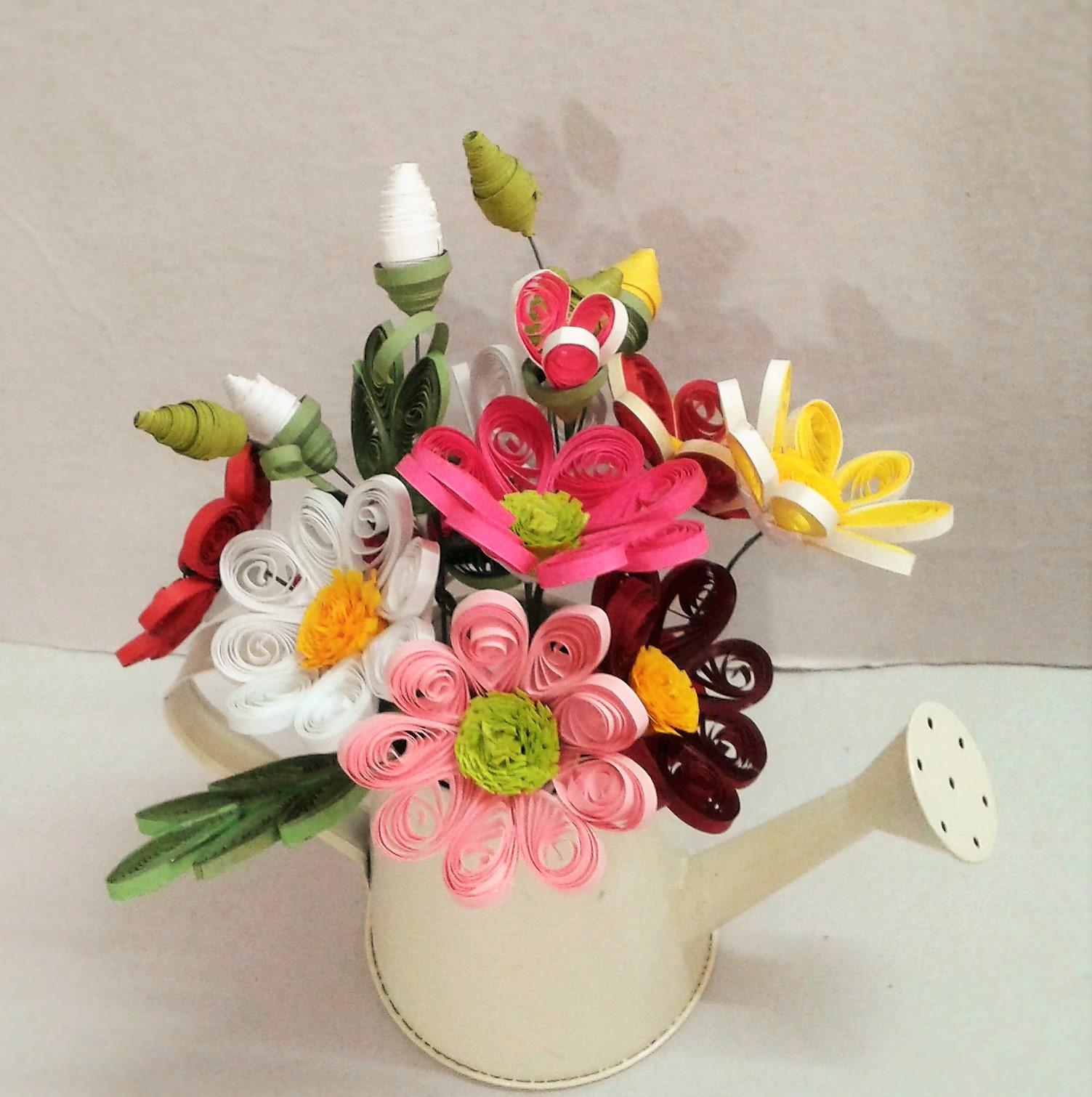 Craft World Quilled Flower 3 D