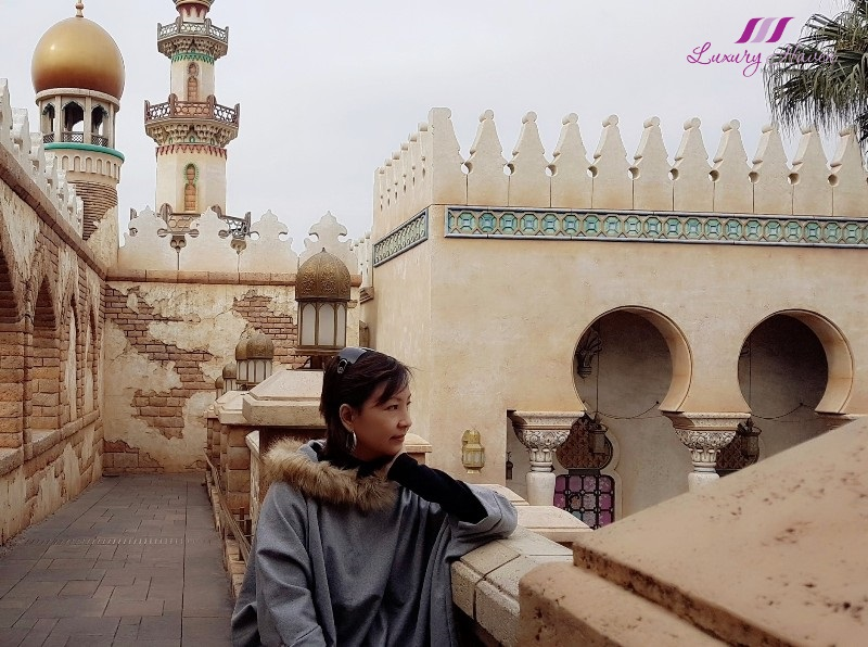 instagram worthy spots tokyo disneysea arabian coast