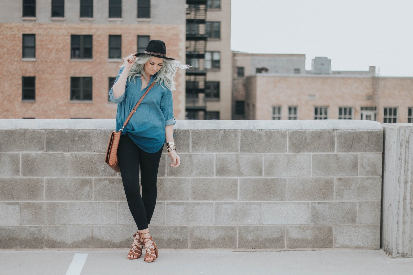 Casual Spring Outfit, Utah Fashion Blogger, Modest Outfit
