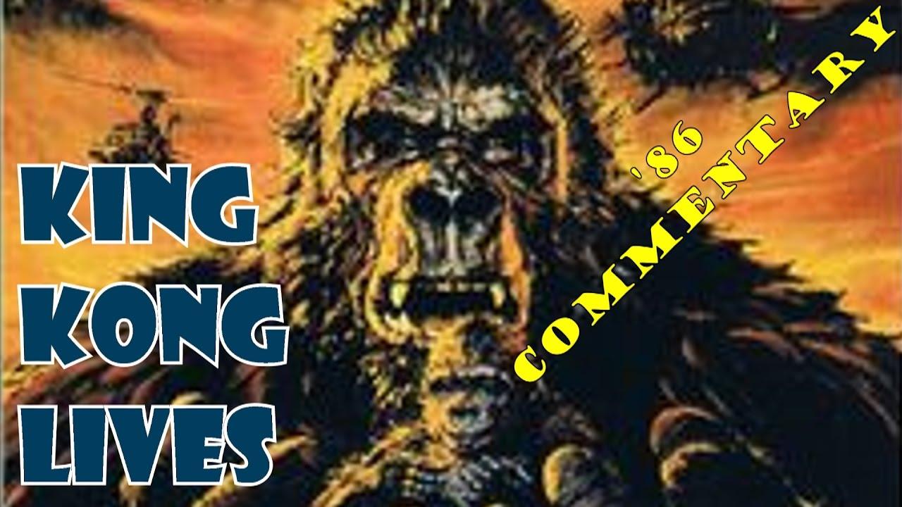 New Bollywood Hollywood Hindi Dubbed Movies King Kong Lives 1986