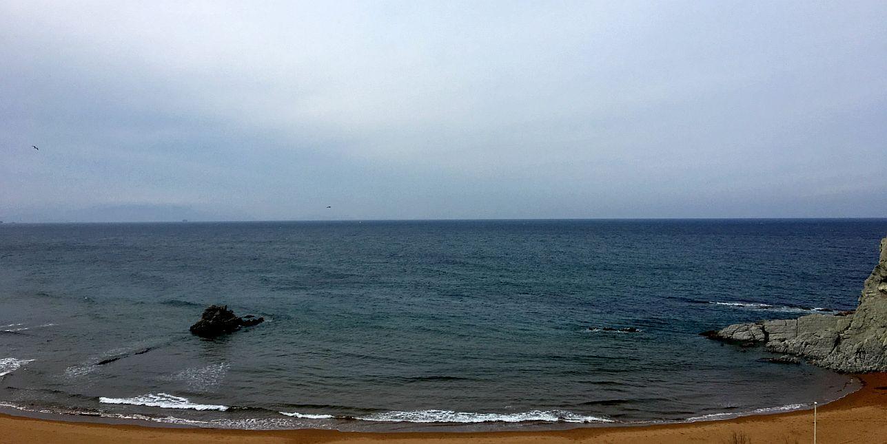 parte de olas bizkaia