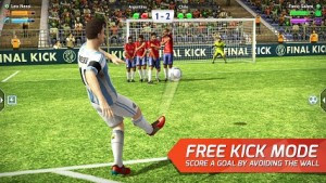Final kick MOD v3.8.0 Apk Terbaru