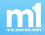 Resultado de imagen para logo .minutouno.com