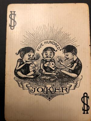 500 Deck Joker
