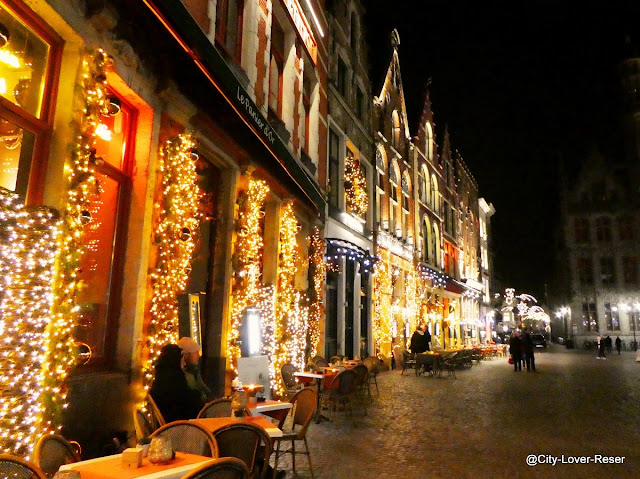 jul i Brygge, Belgien