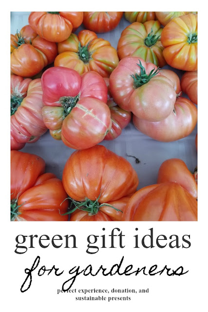 green gift ideas for gardeners