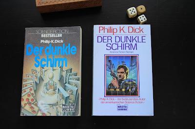 Philip K. Dick: Der dunkle Schirm, Bastei Lübbe