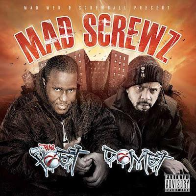 Blaq Poet & Comet - Mad Screwz 2016