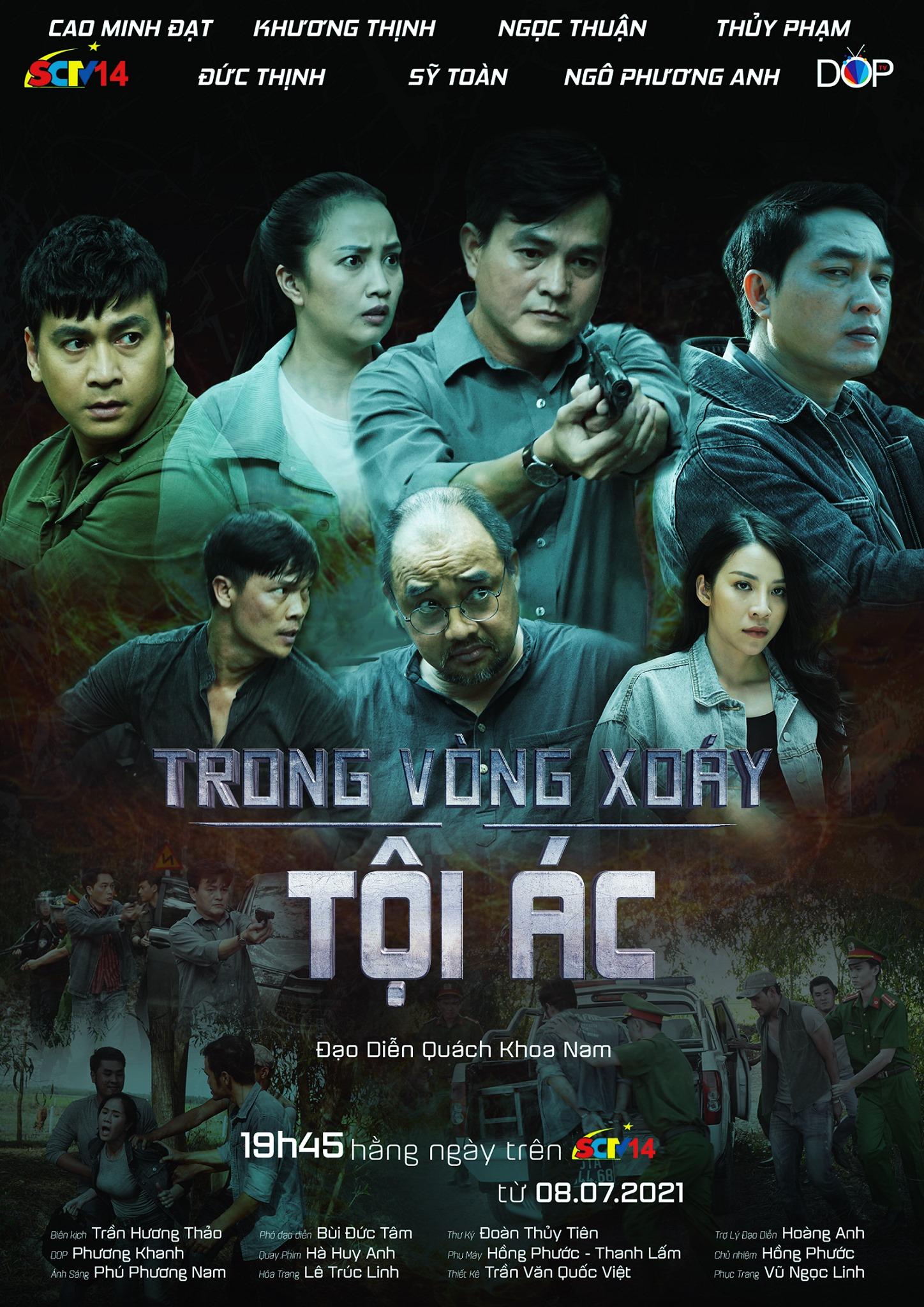 Trong Vòng Xoáy Tội Ác - SCTV14 (2021)