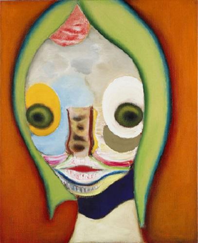 Izumi Kato - Untitled - 2015 | imagenes de obras de arte contemporaneo tristes, lindas, de soledad | cuadros, pinturas, oleos, canvas art pictures, sad | kunst | peintures