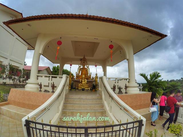 Vihara Seribu Patung kijang tanjungpinang