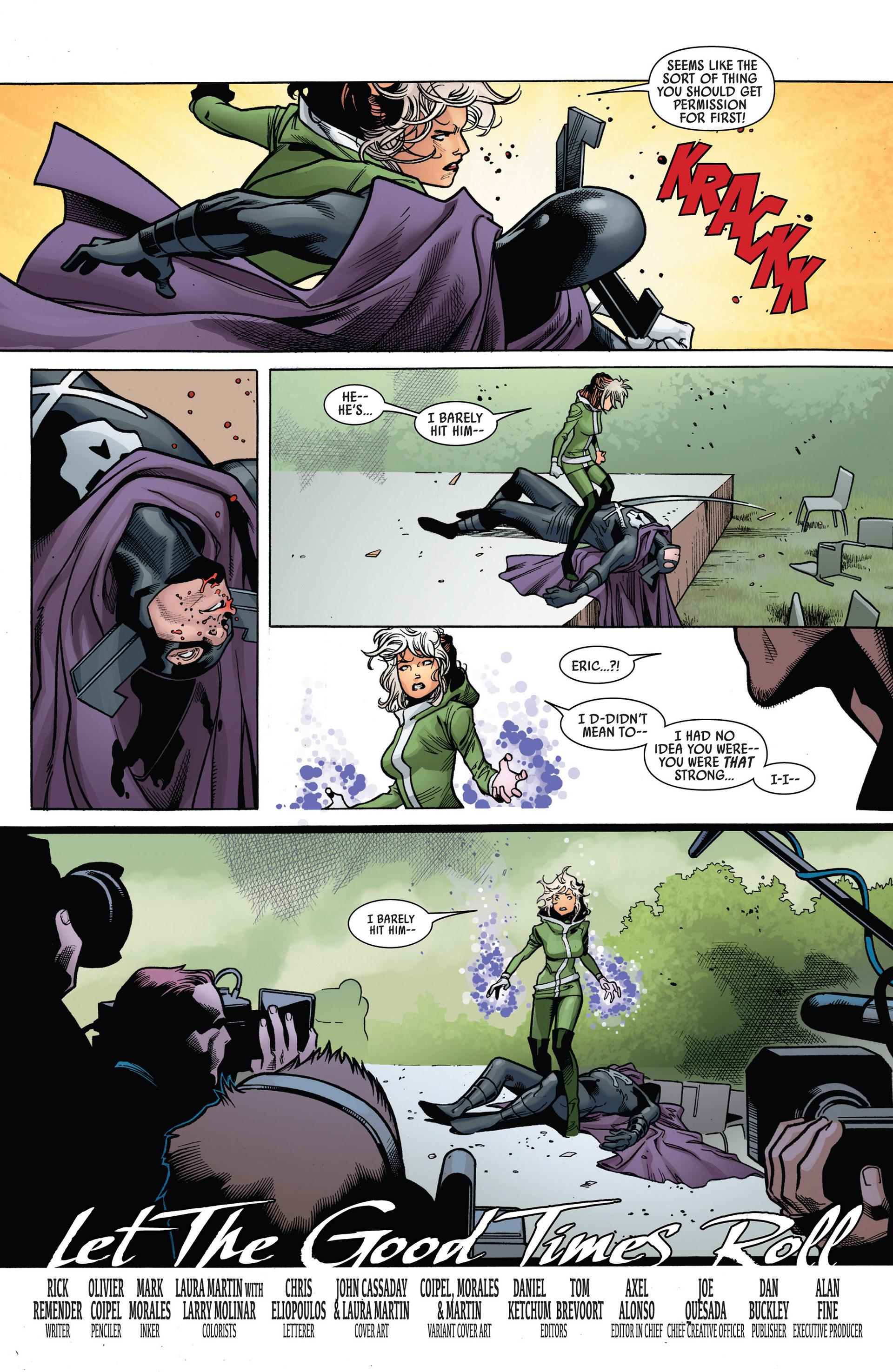 Read online Uncanny Avengers (2012) comic -  Issue #5 - 22