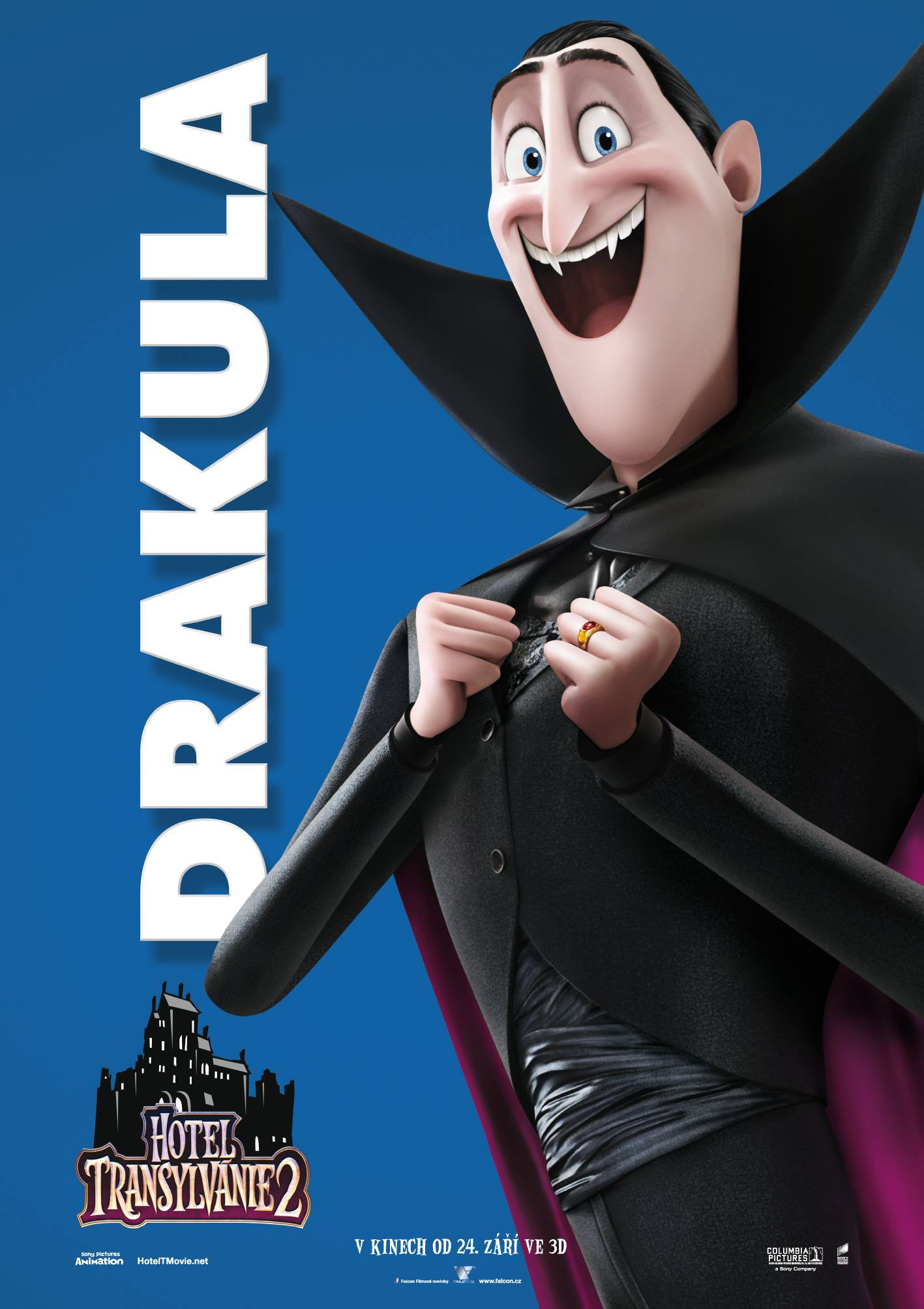 Disney Cartoon Characters Wallpapers In 3d Posters Individuales De Hotel Transylvania 2 Jposters