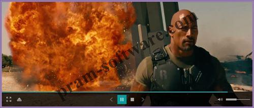 ScreenShot FrappsyPlayer
