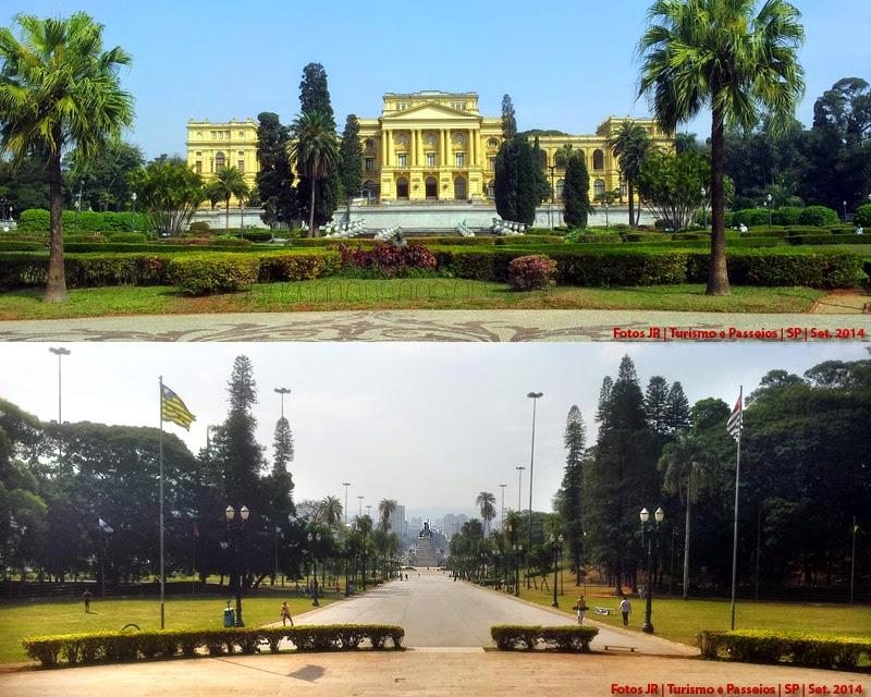 Museu e Parque do Ipiranga | Parque da Independência