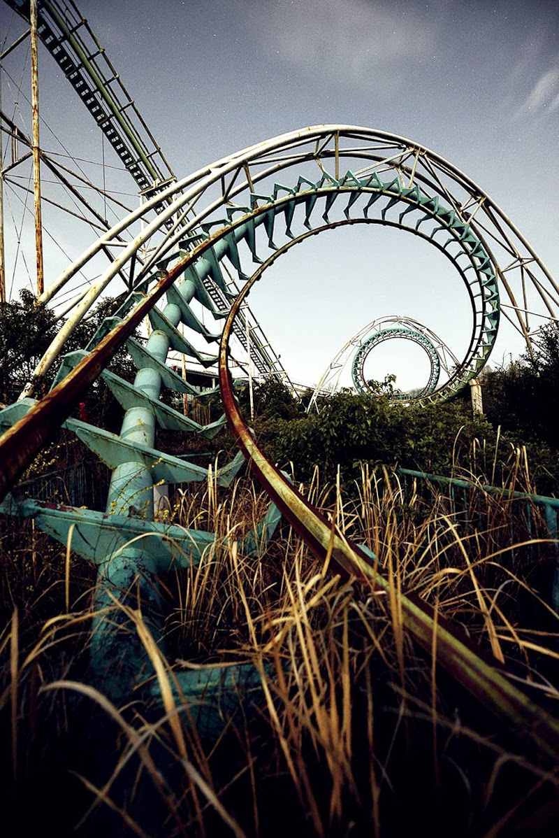 8. Nara Dreamland, Japan - 31 Haunting Images Of Abandoned Places That Will Give You Goose Bumps
