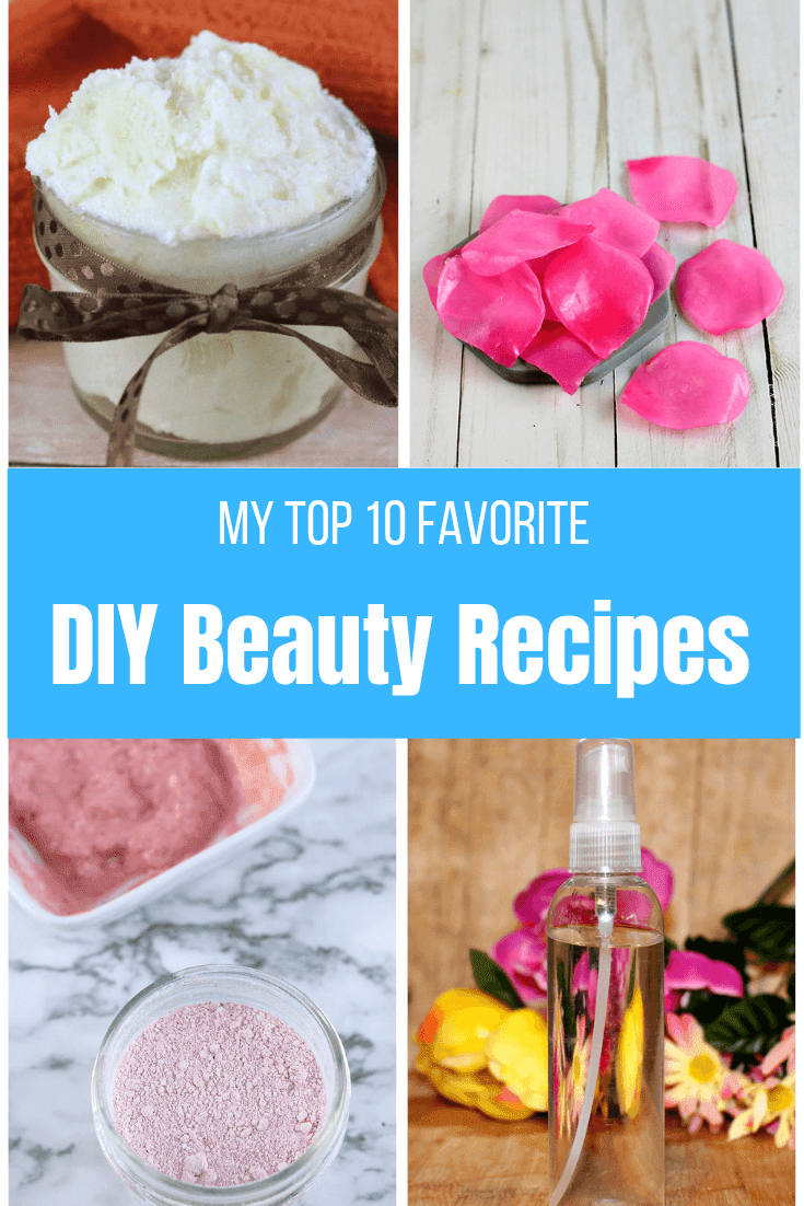 These are my favorite beauty diy recipes that I've made.  These are the diy recipes beauty that I make over and over again because I love them so much.  These diy beauty products recipes are for your hair and skin.  These are the best diy beauty projects to make at home.  These diy beauty recipes tutorials will teach you how to make diy natural beauty recipes step by step.  #diy #beauty #naturalbeauty #diybeauty #diybeautyrecipes #naturalbeautyrecipes