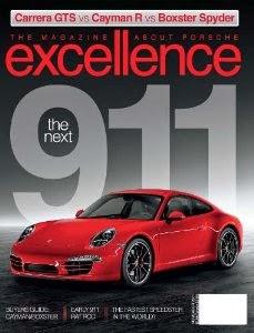 Excellence a Magazine About Porsche Cars