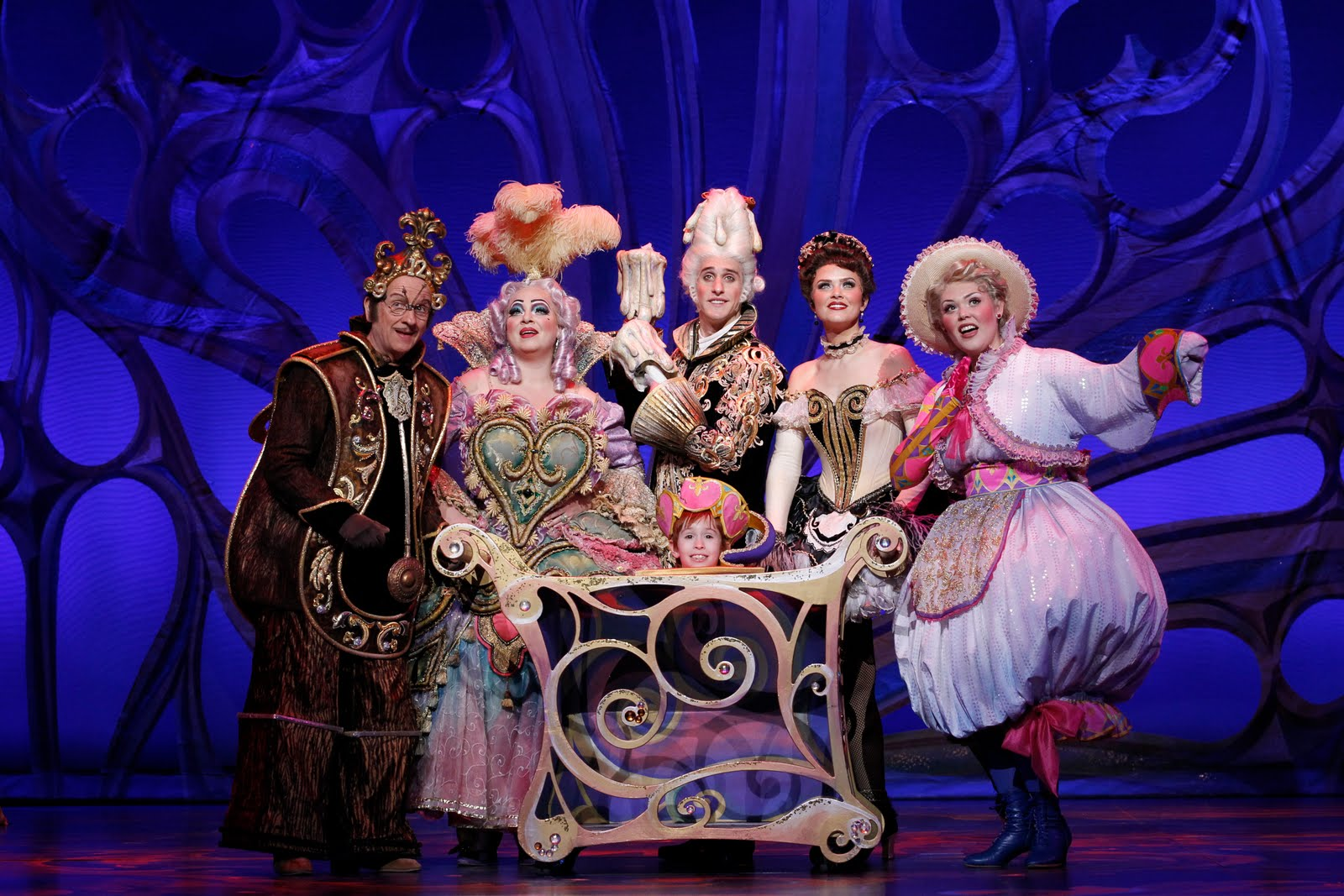 Dwight The Connoisseur Disneys Beauty and the Beast in triumphant return to Broadway in Chicago