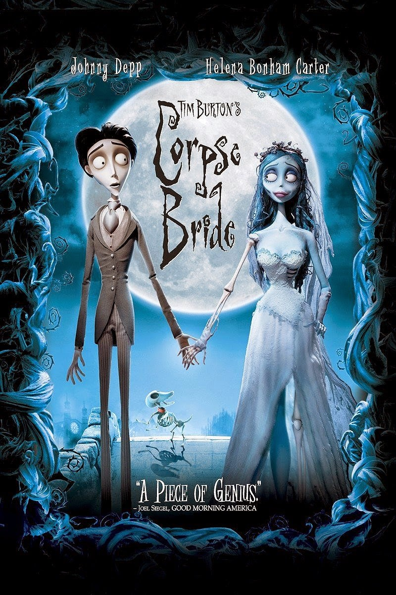 Watch Corpse Bride (2005) Online For Free Full Movie English Stream