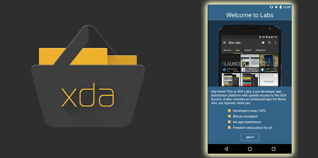 "XDA Developer Forum Official Android Apk App To Download ""XDA Labs: Forum App"