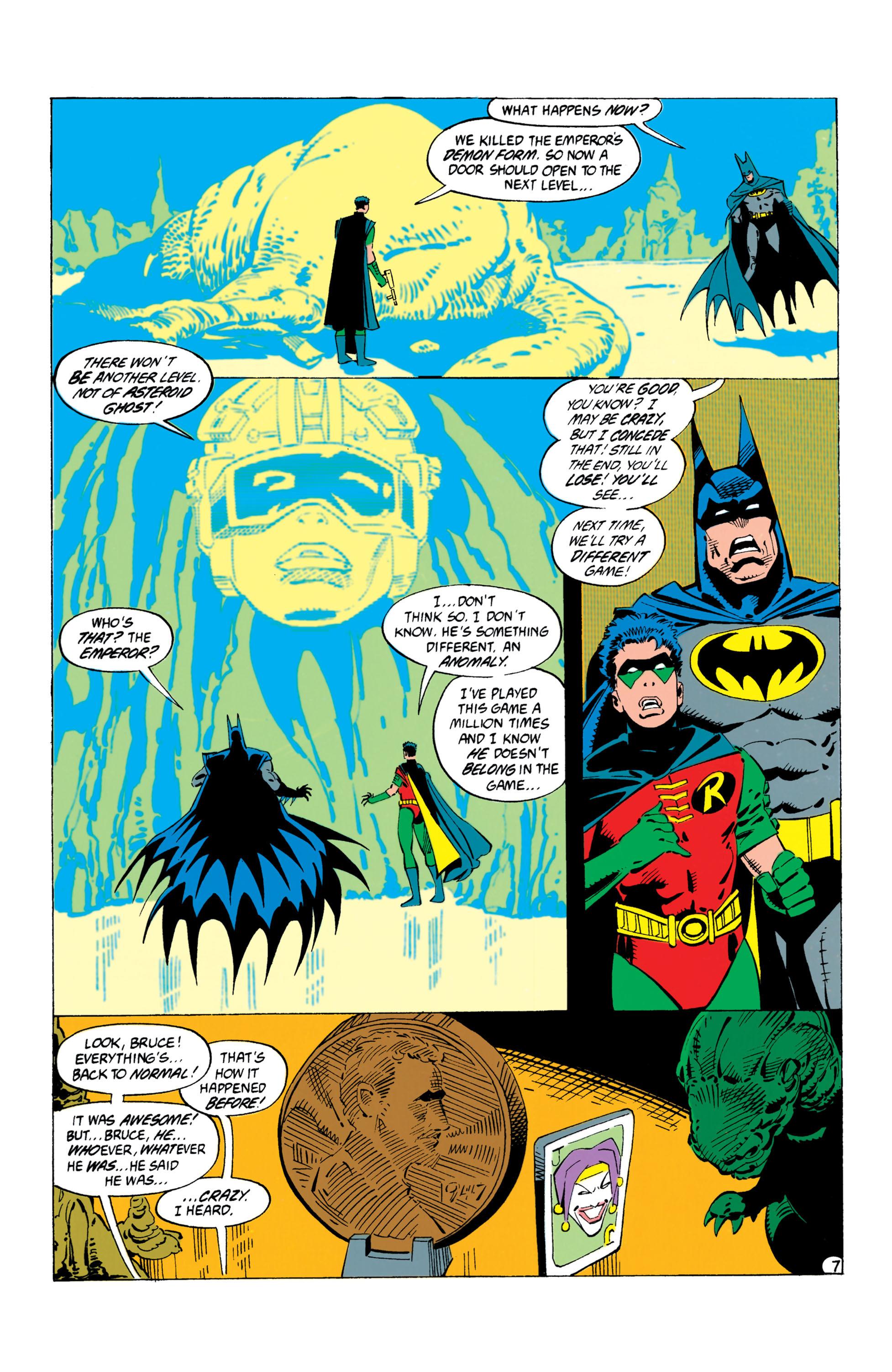 Detective Comics (1937) 636 Page 6