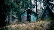 Chladné fotky z lesního urbexu