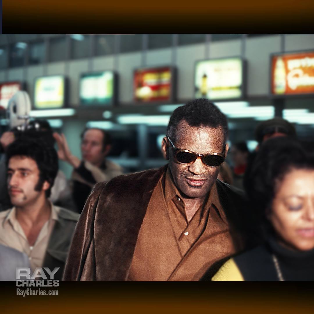 Qvc Masson Ray Charles Video Museum Soul Of The Holy Land The Lost Concert