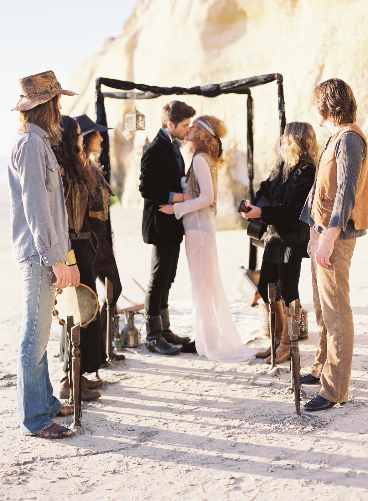 Plain Jane Styling Boho Wedding Perfection