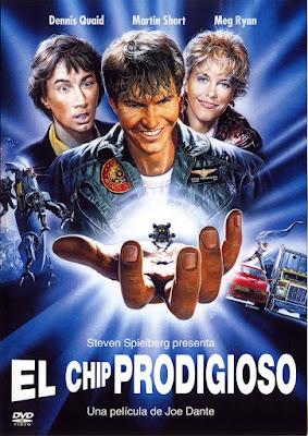 Innerspace 1987 DVD9 NTSC Latino