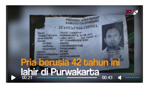 Baku Tembak, Pelaku Bom Panci Tewas Saat Perjalanan ke Rumah Sakit