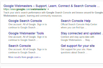 Buat Sitemap Blogmu agar lebih mudah dikenali Google Lihat Caranya
