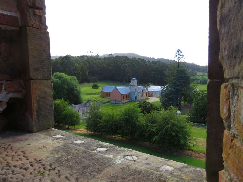 The Asylum, Port Arthur
