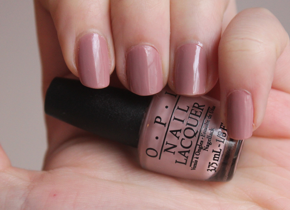 OPI Tickle My France-y - A Little Obsessed
