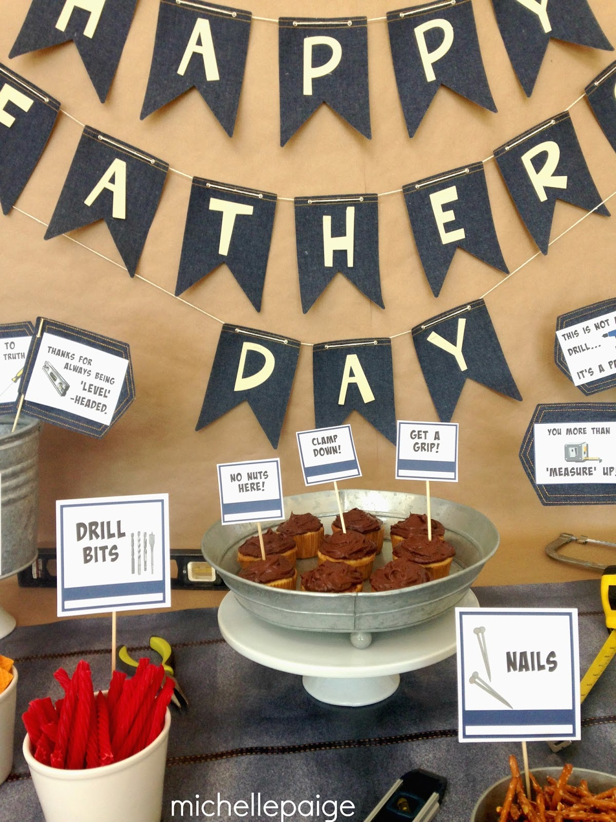 michelle paige blogs: Tool Party for Father\'s Day