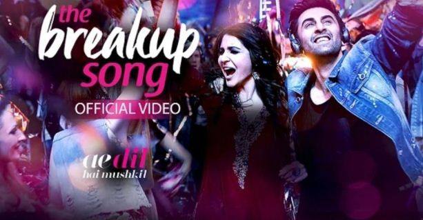 """The Breakup Song"" From The Movie Ae Dil Hai Mushkil - Celebrate Your Breakup"