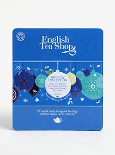 Cutie cadou cu ceai englezesc English Tea Shop -editia Holiday Collection
