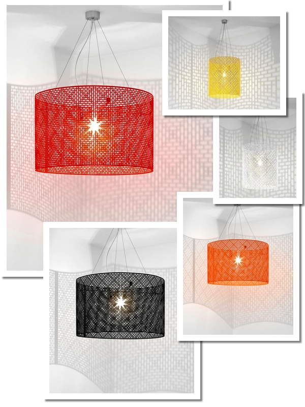 The Style Index Light Show Crisscross Range At Ism Objects