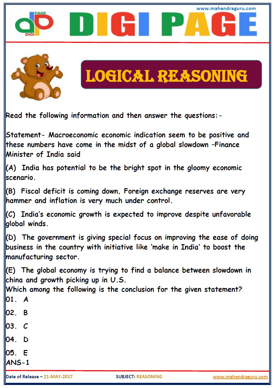logical thinking Logical thinking you might have heard that phrase a couple of times before, but  do you really know what it implies logical thinking is to think.