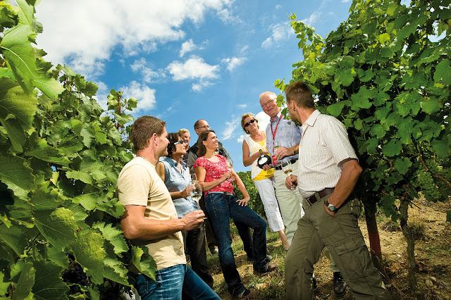 Franconia, Alemania, (en alemán: Franken), vinos que sorprenden