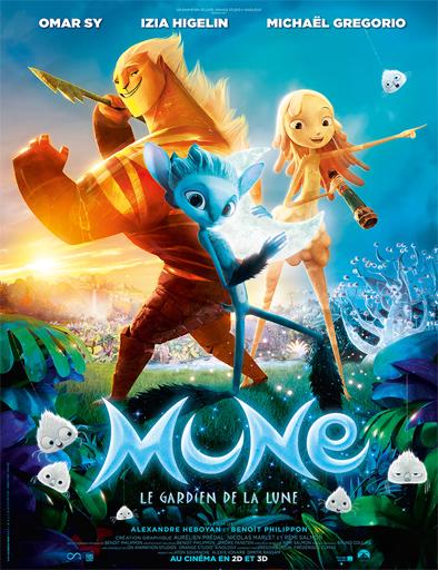 Ver Mune, le gardien de la lune (2014) Online