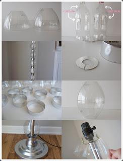 Lamba Süsleme - Pet Şişe Çalışmaları  2