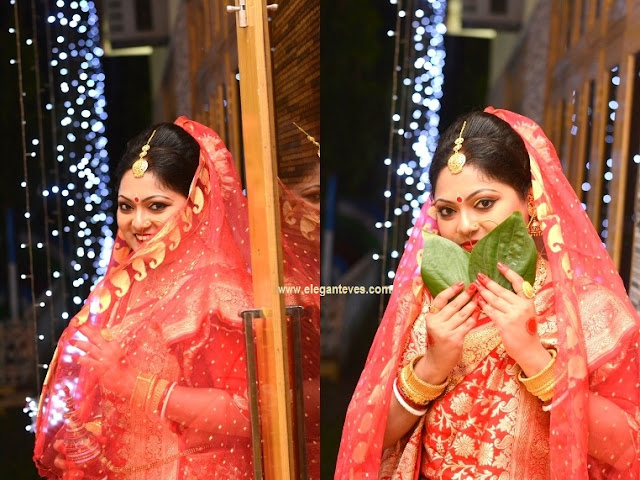 Bengali Bride: Makeup, Attire and Jewellery