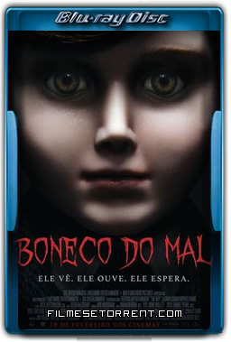 Boneco do Mal Torrent 2016 720p 1080p BluRay Legendado