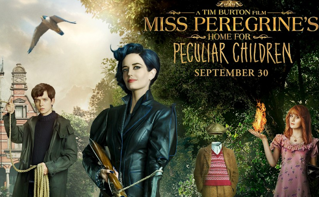 Sinopsis Singkat Film Miss Peregrine's Home for Peculiar Children